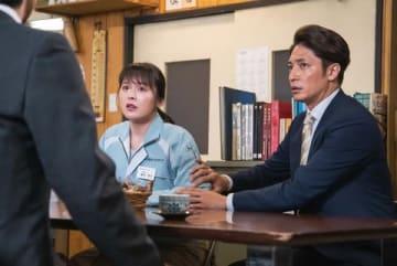 「ドラマBiz『スパイラル~町工場の奇跡~』」第5話場面写真=テレビ東京提供