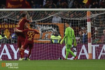 ローマがユーベ下しCL出場へ望み