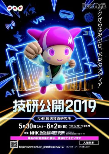 技研公開2019