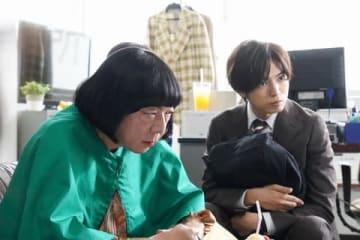 連続ドラマ「俺のスカート、どこ行った?」第4話の場面写真 =日本テレビ提供