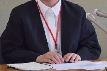 会見する女性(2019年5月13日、弁護士ドットコム撮影、厚生労働省)