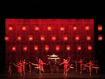 中日のバレエ交流がアジアの文明間の相互学習を促進
