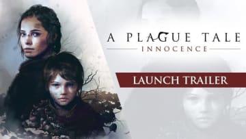 アクションADV『A Plague Tale: Innocence』姉弟に待ち受ける試練が垣間見えるローンチトレイラー公開【UPDATE】