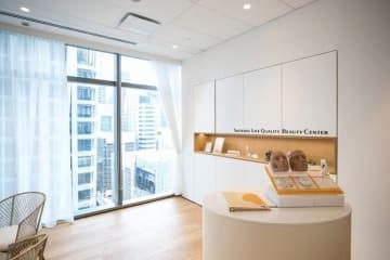 資生堂がシンガポールで開設したライフクオリティー・ビューティーセンター(同社提供)