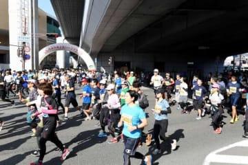スタート地点は甲子園前!チャリティーレース「にしのみや甲子園ハーフマラソン」11月開催
