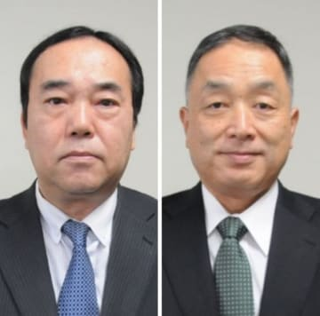 中本隆志氏(左)と児玉浩氏
