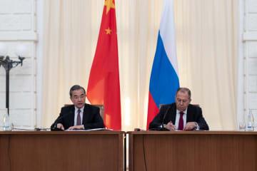 王毅氏、中米経済貿易交渉は一方通行ではない