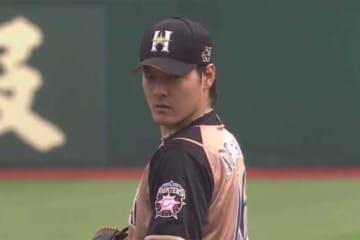 今季5勝目を挙げた日本ハム・有原航平【画像:(C)PLM】