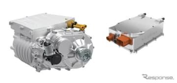 ボルグワーナーの電動パワートレイン車向け統合ドライブモジュール「iDM」と新開発の車載バッテリーチャージャー