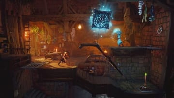 2.5D回帰のアクションADV『Trine 4: The Nightmare Prince』メイキング映像が公開―ゲームプレイの様子も