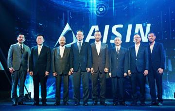 アイシングループは、タイで自動車のアフターマーケット部品事業を強化する=14日、バンコク(NNA撮影)