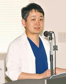 「白血病」の症状から診断の流れ、治療などについて解説する吉田医長