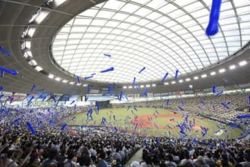 西武HDの営業利益が過去最高を更新【写真提供:埼玉西武ライオンズ】
