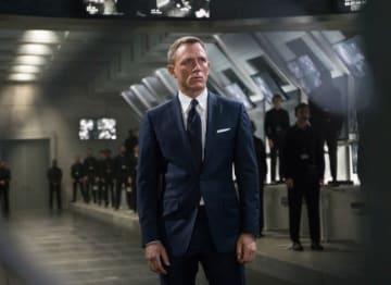 ケガの状態が心配です……。(映画『007 スペクター』より) - MGM / Columbia / Photofest / ゲッティ イメージズ