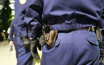 警官(イメージ)