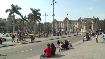 中国企業がペルーの港買収 株式受け渡し完了
