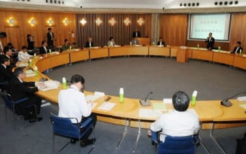 重要水防箇所の追加などを決めた県水防協議会