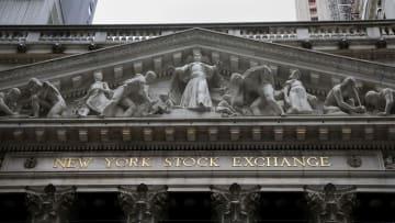 ニューヨーク証券取引所=14日(ロイター=共同)