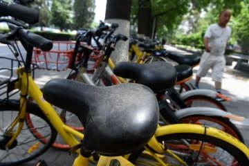 シェア自転車の月平均稼働率50%未満 北京市が管理を強化