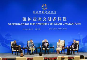 中国とユネスコ、「シルクロード青年研究者助成計画信託基金協定」に調印