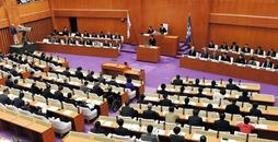 兵庫県議会(資料写真)