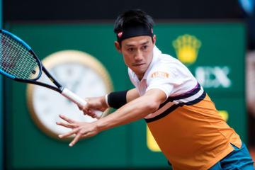 「ATP1000 マドリード」での錦織
