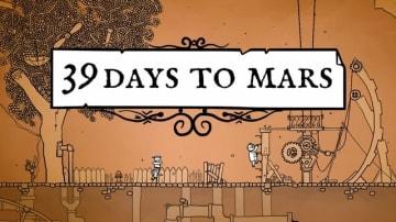 火星を目指す協力アドベンチャー『39 Days to Mars』スイッチ版発売!Steam版も架け橋ゲームズによる日本語版が配信