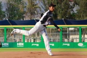メキシカンリーグのブラボス・デ・レオンでプレーする久保康友【写真:球団提供】