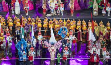 アジア文化カーニバルで日本の魅力に触れる