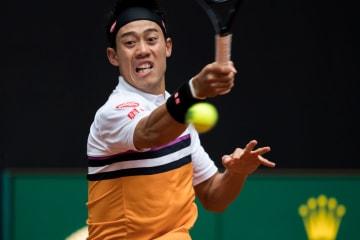 「ATP1000 マドリード」での錦織圭