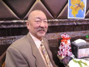 神谷エドワード清志さん
