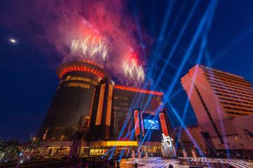 サンズマカオ開業15周年記念イベント=2019年5月17日(写真:Sands China Limited)