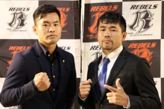 日菜太は今年2戦目の相手にSB王者坂本を迎える