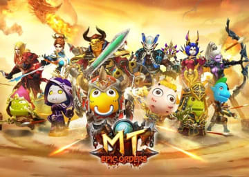 『MT: エピック・オーダーズ』プレイレポ―SDキャラとリアル頭身が混在する絶妙にカオスな本格MMORPG