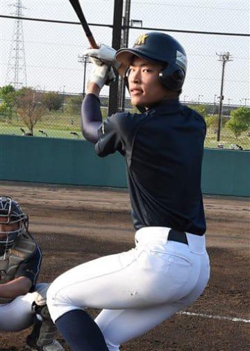 東北からただ一人、日本代表に選ばれた青森山田リトルシニアの向中野選手