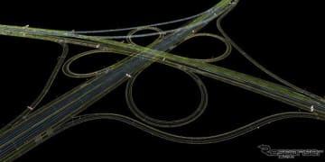 高速道路JCTの整備イメージ