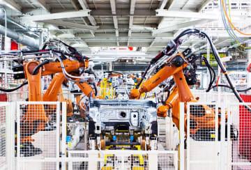 一汽大衆華北工場、VW·アウディ1日800台生産体制実現