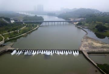 人々の暮らしを潤し千年 福建省の水利施設「木蘭陂」