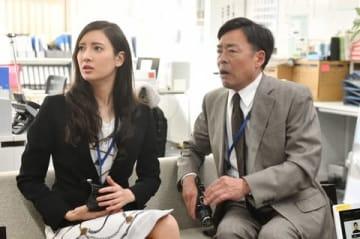 連続ドラマ「インハンド」第6話の一場面 (C)TBS