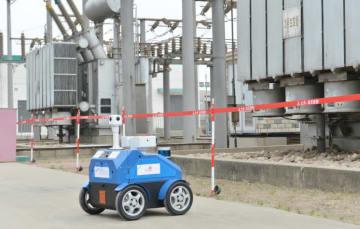 5G技術で電力設備を陸空同時点検 天津市