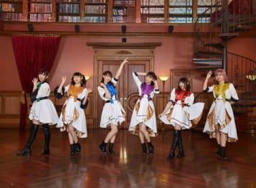18枚目のシングル「アルティメット☆MAGIC」を22日に発売する「i☆Ris」