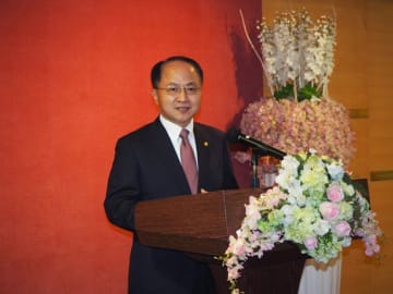 Wang Zhimin. File photo: GovCN.
