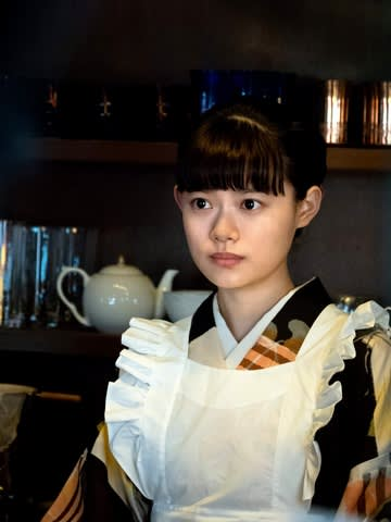 NHKの大河ドラマ「いだてん~東京オリムピック噺~」に出演している杉咲花さん (C)NHK