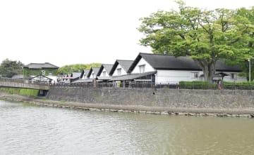 観光拠点として機能強化が期待される山居倉庫