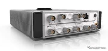Muller-BBM VibroAkustik Systemeの騒音振動測定モバイルフロントエンド「MicroQ」