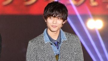 ファッション&音楽イベント「Rakuten GirlsAward 2019 SPRING/SUMMER」に出演した永瀬廉さん