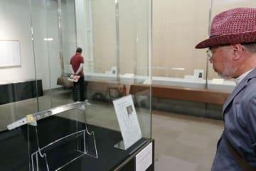 時代を代表する刀匠の優品が並ぶ「平成の名刀・名工展」