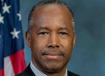 Ben Carson Defends Purchase Of $31,000 Dining Room Set, Blames His Wife