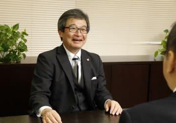 小西工己:名古屋グランパスエイト代表取締役社長