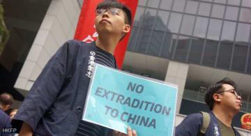 Joshua Wong. Photo: Tom Grundy/HKFP